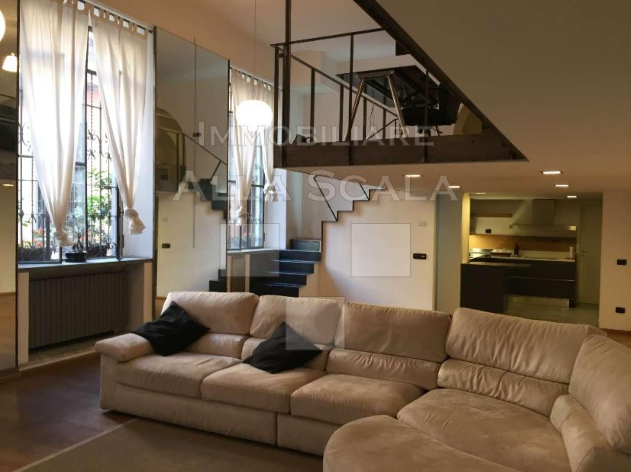 Loft openspace milano vendita zona 1 for Case in vendita centro storico milano