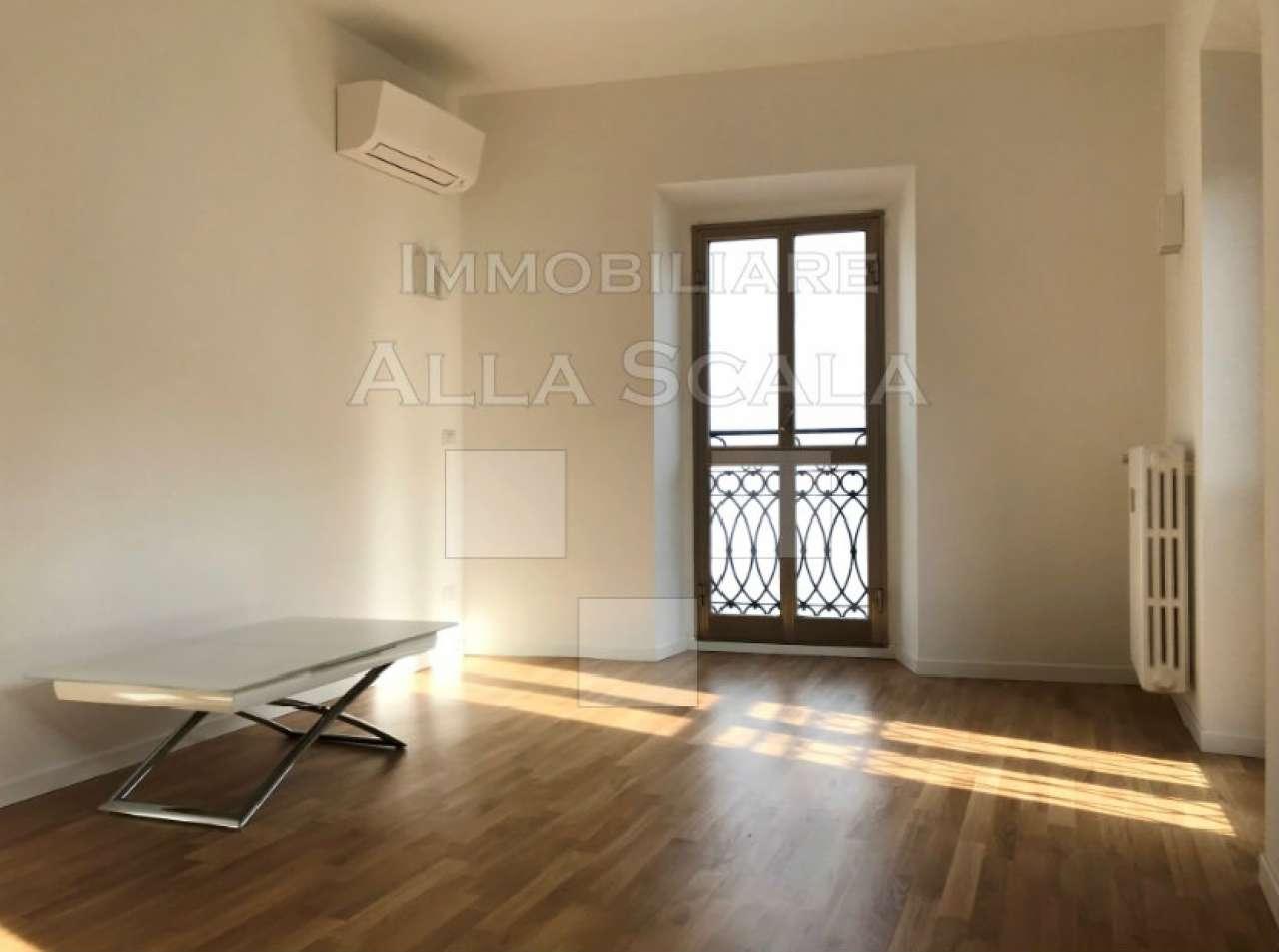 appartamento in affitto a milano corso monforte - trovocasa.it