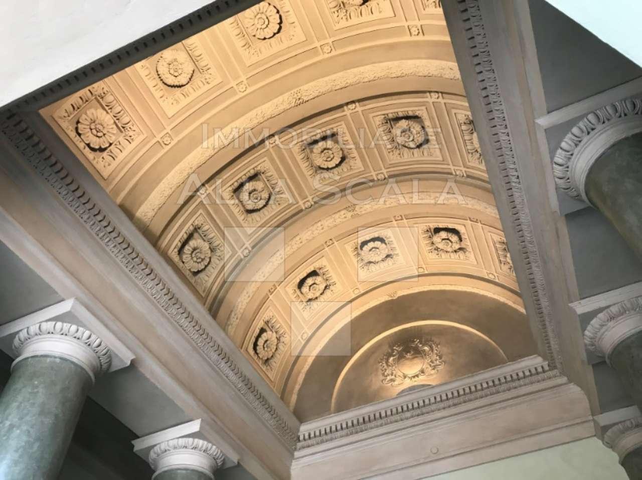 Ufficio-studio in Affitto a Milano 01 Centro storico (Cerchia dei Navigli): 5 locali, 215 mq