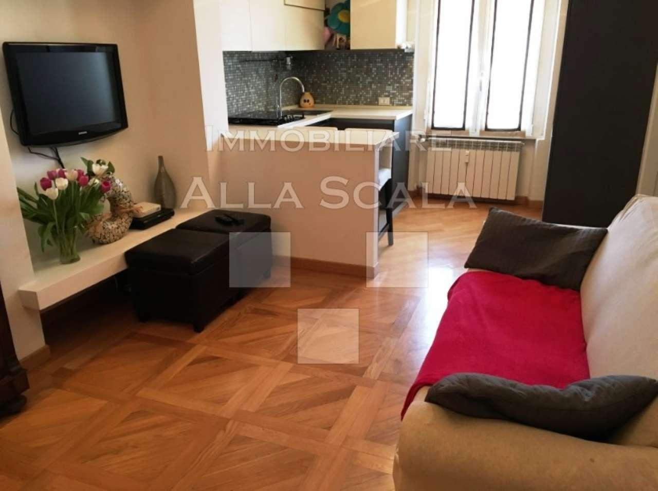 Appartamento in affitto a Milano, 3 locali, zona Zona: 1 . Centro Storico, Duomo, Brera, Cadorna, Cattolica, prezzo € 1.200   CambioCasa.it