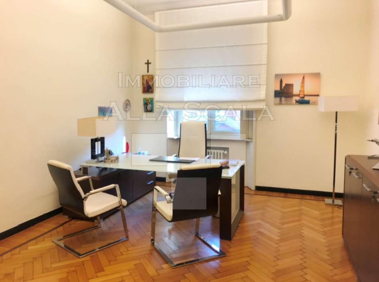 Ufficio-studio in Affitto a Milano 08 Vercelli / Magenta / Cadorna / Washington:  5 locali, 200 mq  - Foto 1