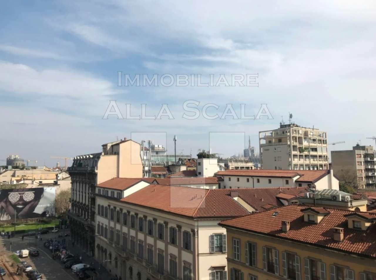 Appartamento in Affitto a Milano 02 Brera / Volta / Repubblica: 3 locali, 115 mq