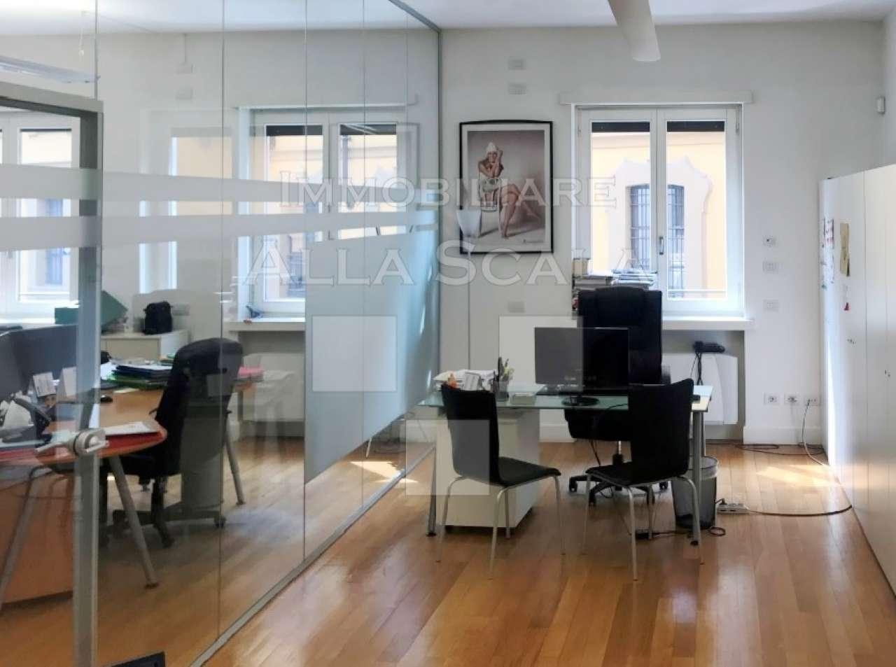 Ufficio-studio in Affitto a Milano 01 Centro storico (Cerchia dei Navigli): 5 locali, 410 mq
