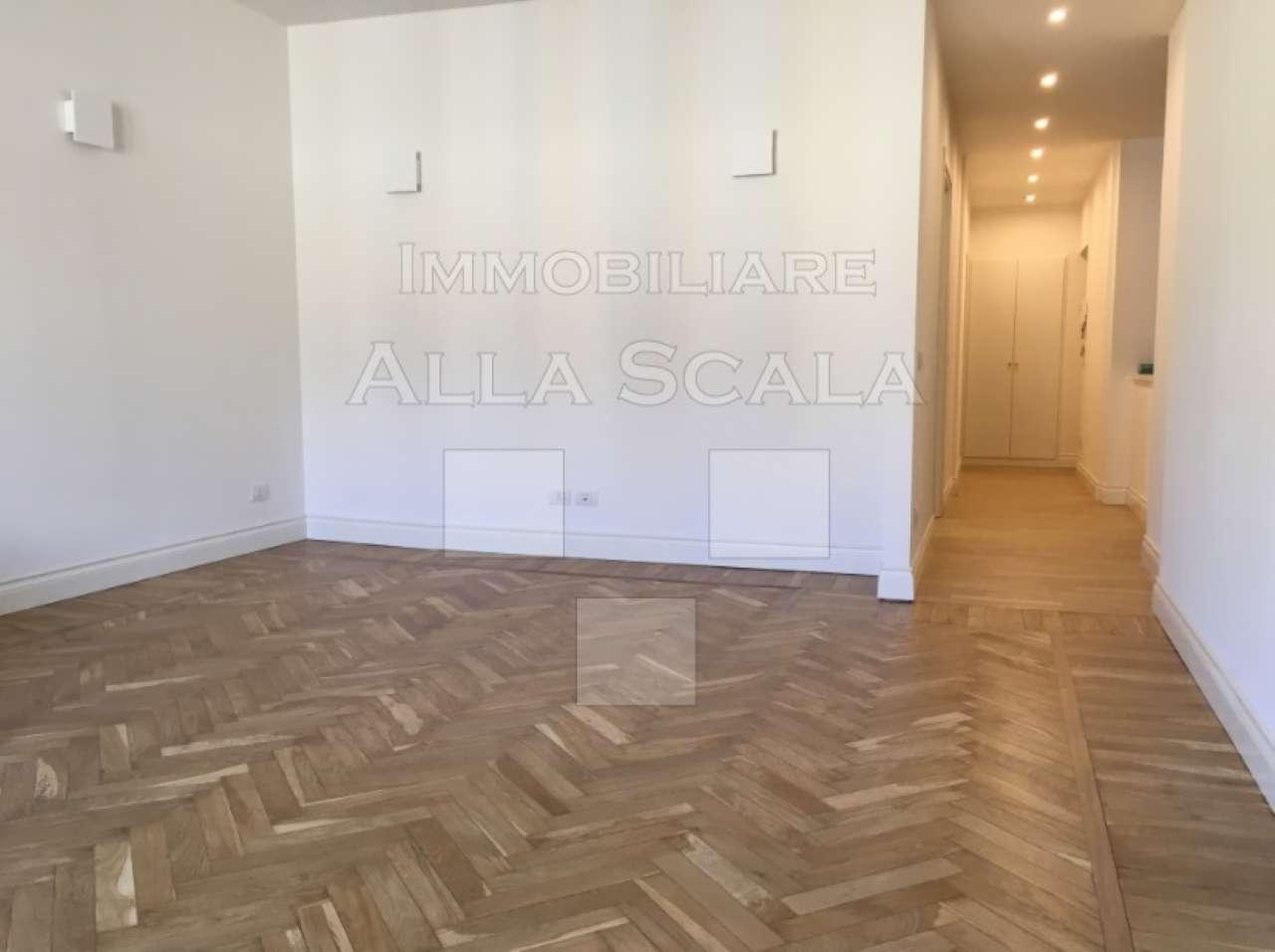 Appartamento in Affitto a Milano 08 Vercelli / Magenta / Cadorna / Washington: 3 locali, 150 mq