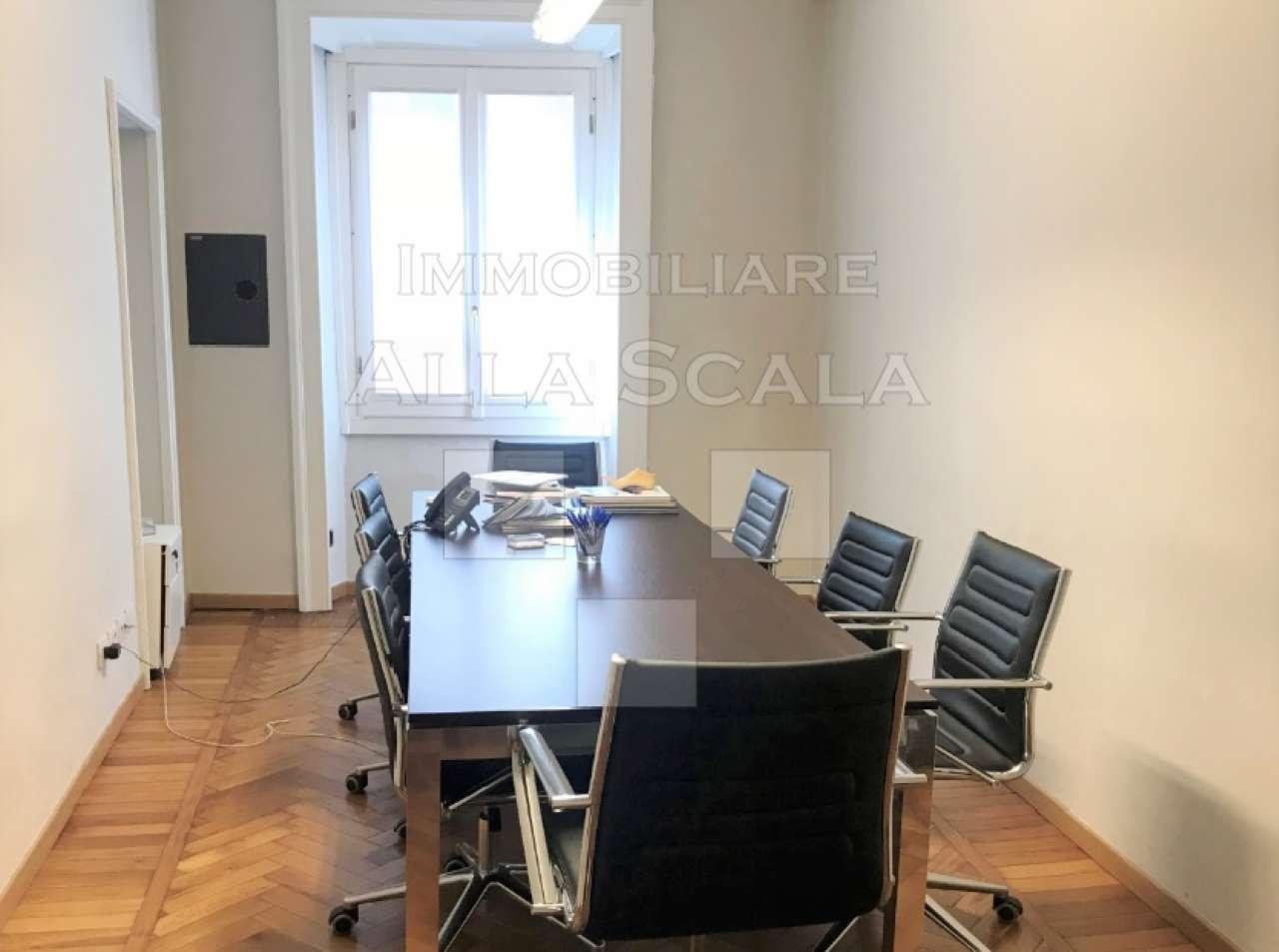 Ufficio-studio in Affitto a Milano 01 Centro storico (Cerchia dei Navigli): 4 locali, 100 mq