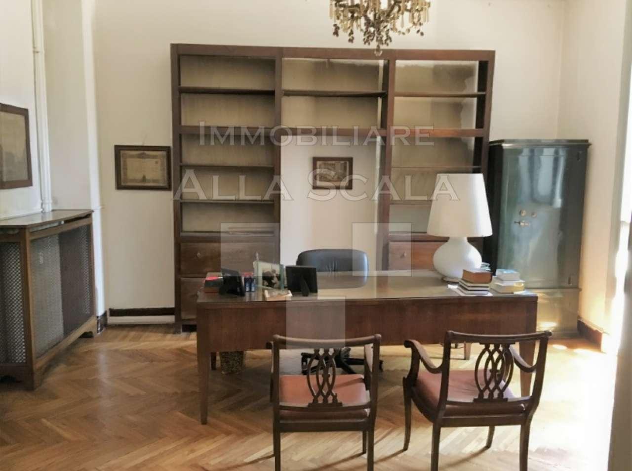 Ufficio-studio in Vendita a Milano 01 Centro storico (Cerchia dei Navigli): 5 locali, 190 mq