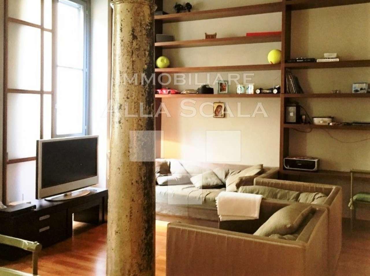 Loft open space in Affitto a Milano 02 Brera / Volta / Repubblica: 3 locali, 110 mq