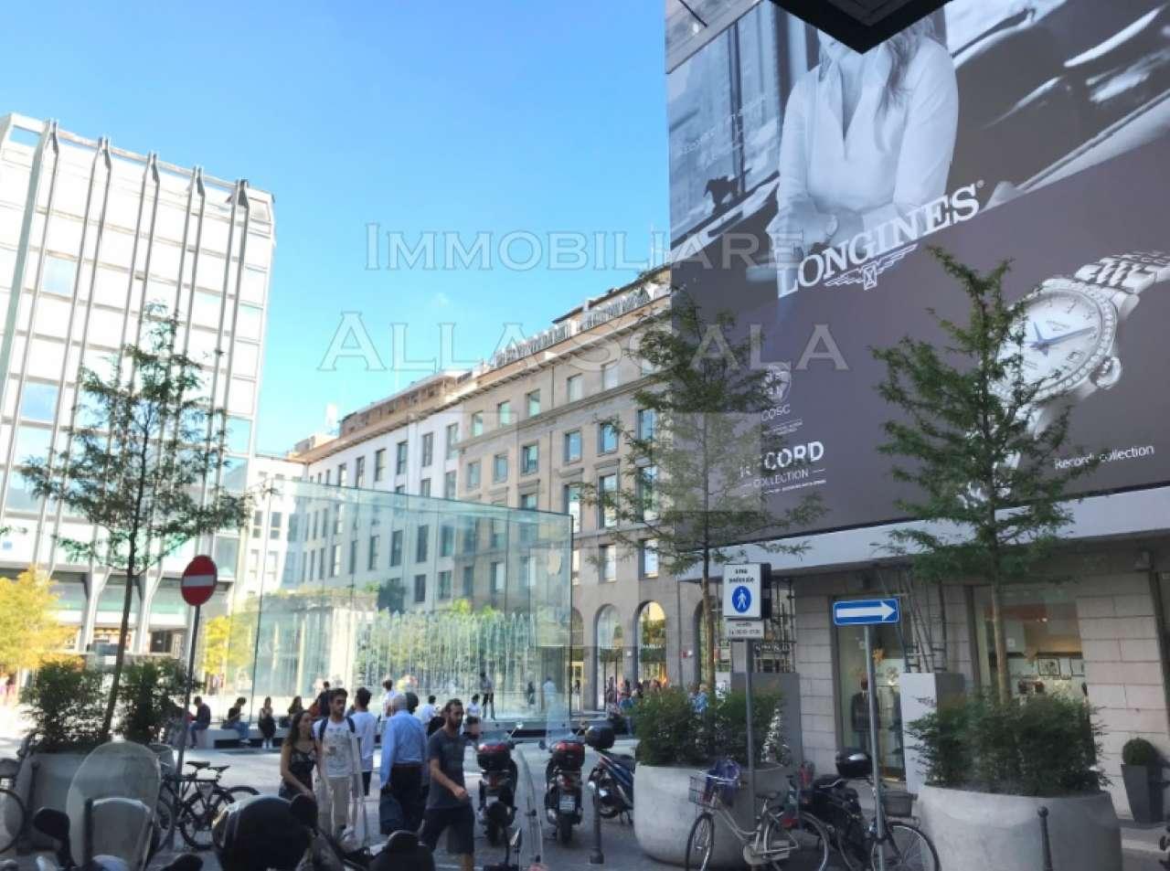 Negozio-locale in Affitto a Milano 01 Centro storico (Cerchia dei Navigli): 643 mq