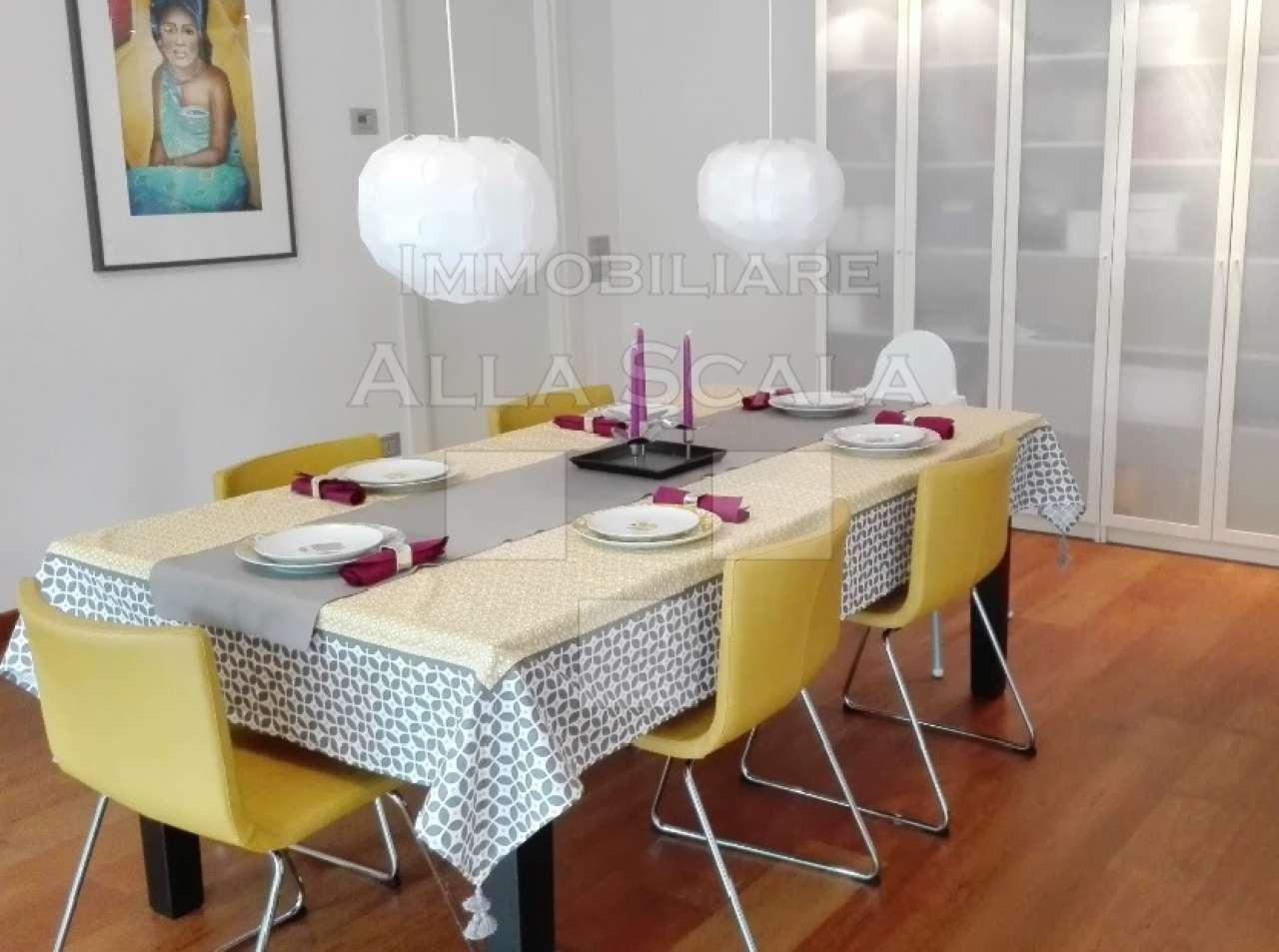 Appartamento in Affitto a Milano 18 Ippodromo / San Siro / Zavattari: 4 locali, 185 mq