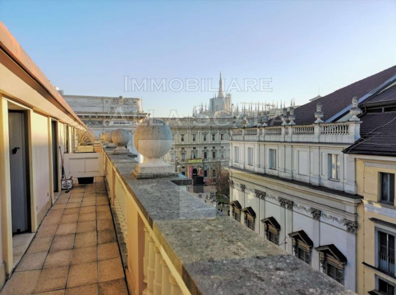 Attico in Affitto a Milano 01 Centro storico (Cerchia dei Navigli): 2 locali, 80 mq