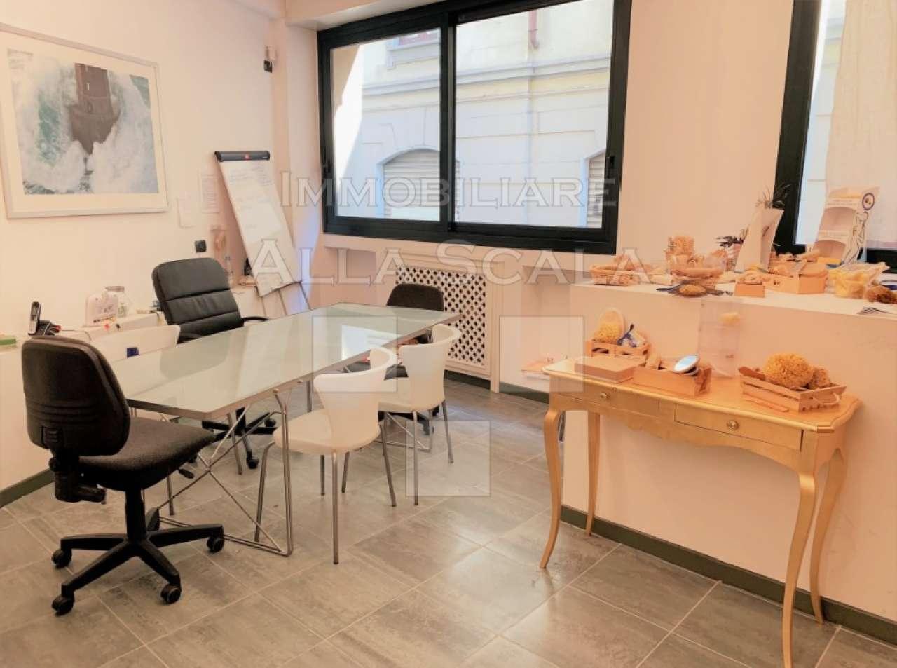 Ufficio-studio in Affitto a Milano 02 Brera / Volta / Repubblica:  2 locali, 35 mq  - Foto 1