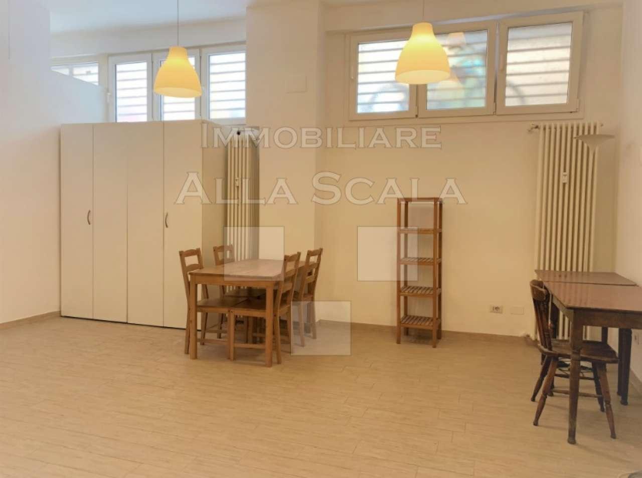 Appartamento in Vendita a Milano 15 Castelbarco / Argelati / Navigli: 1 locali, 45 mq