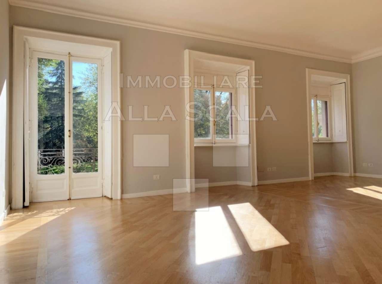 Appartamento in Affitto a Milano 01 Centro storico (Cerchia dei Navigli): 3 locali, 150 mq