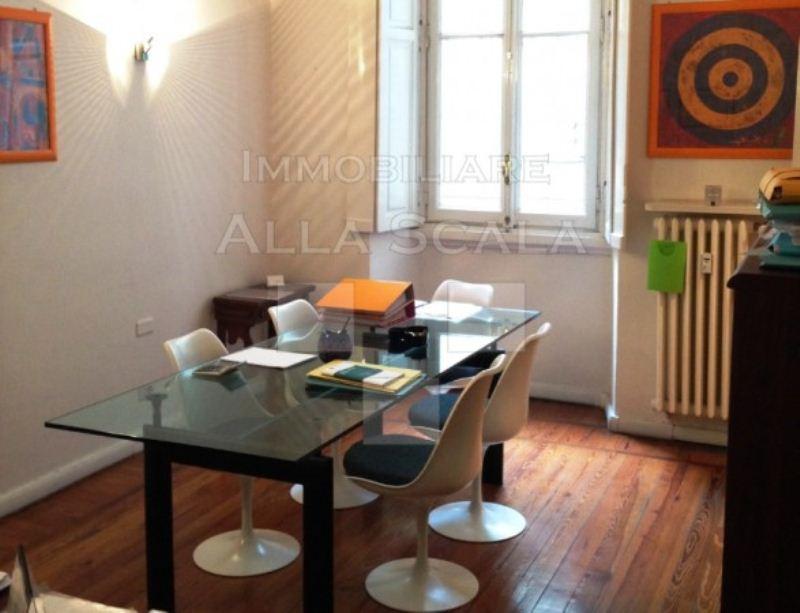 Ufficio-studio in Affitto a Milano 26  Cordusio / Duomo / Missori: 5 locali, 145 mq