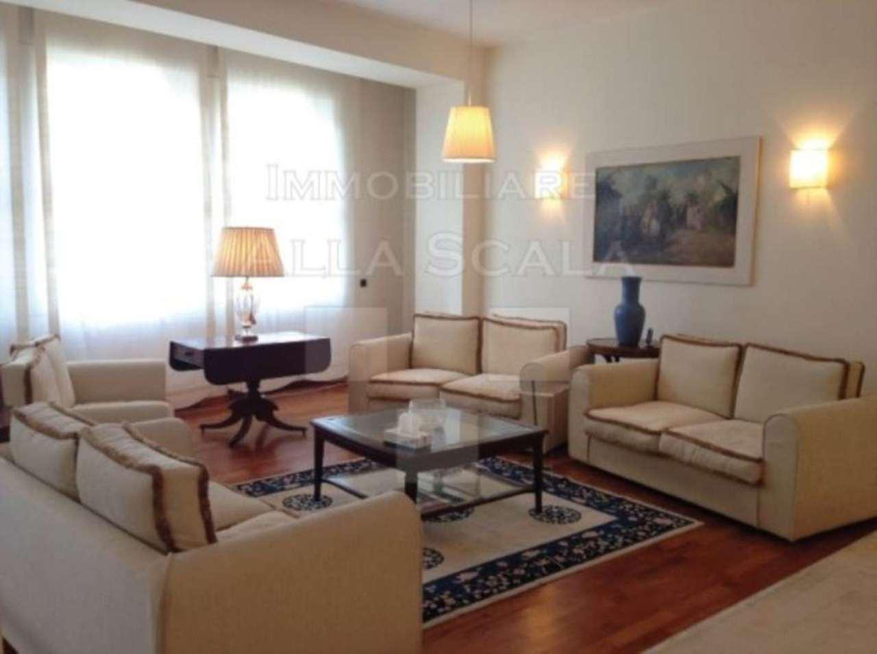 Appartamento in affitto a milano via uberto visconti di for Appartamento design affitto milano
