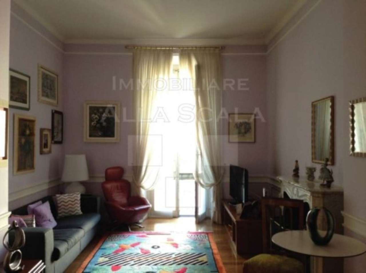 Appartamento in Vendita a Milano 01 Centro storico (Cerchia dei Navigli):  3 locali, 130 mq  - Foto 1