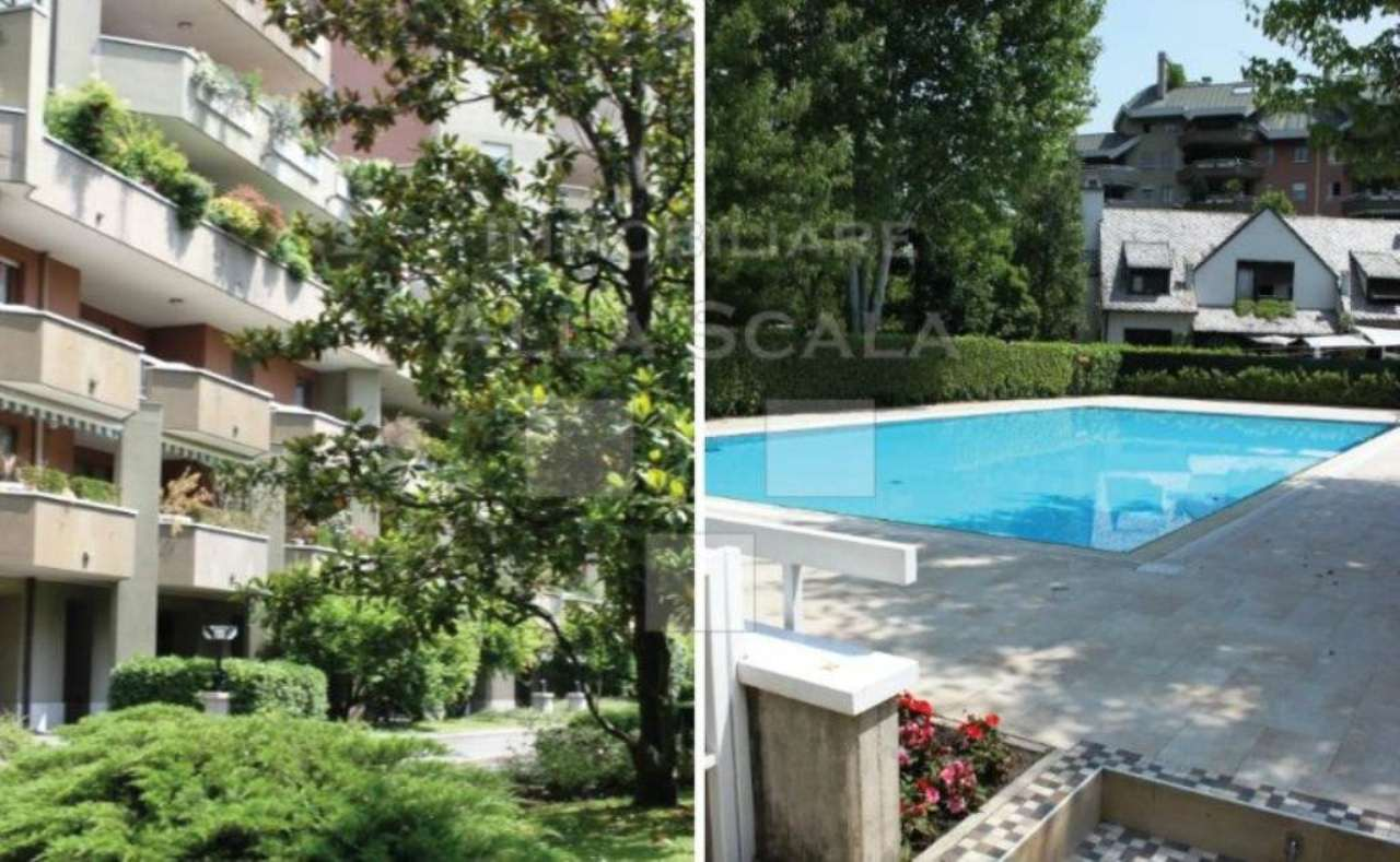 Appartamento in Affitto a Milano 18 Ippodromo / San Siro / Zavattari:  5 locali, 285 mq  - Foto 1