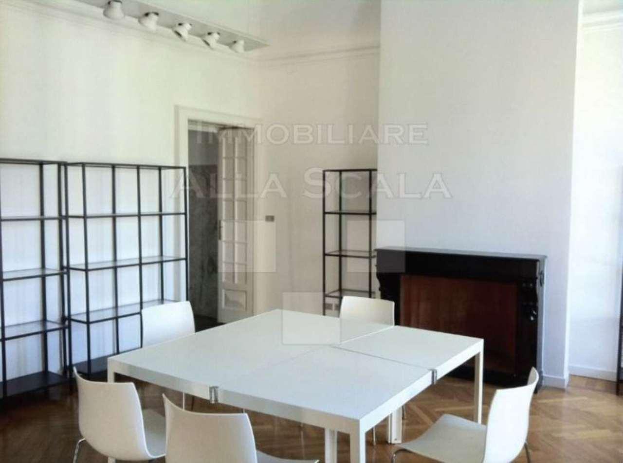 Ufficio studio in affitto a milano via della spiga for Ufficio affitto