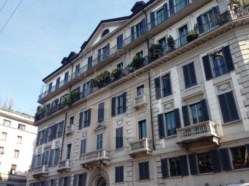 Ufficio-studio in Affitto a Milano 01 Centro storico (Cerchia dei Navigli): 5 locali, 230 mq