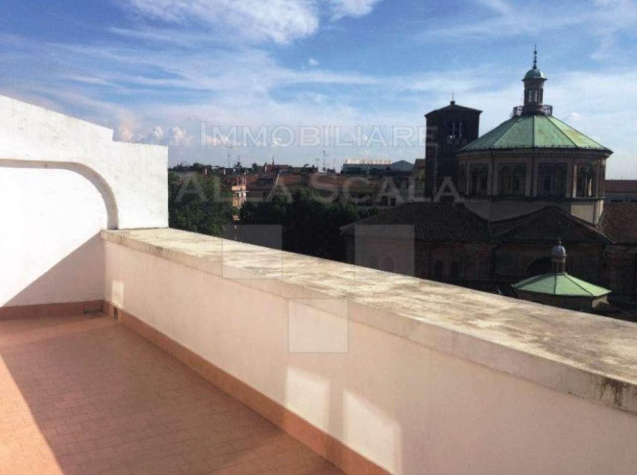 Bilocale Milano Via Quadronno 2