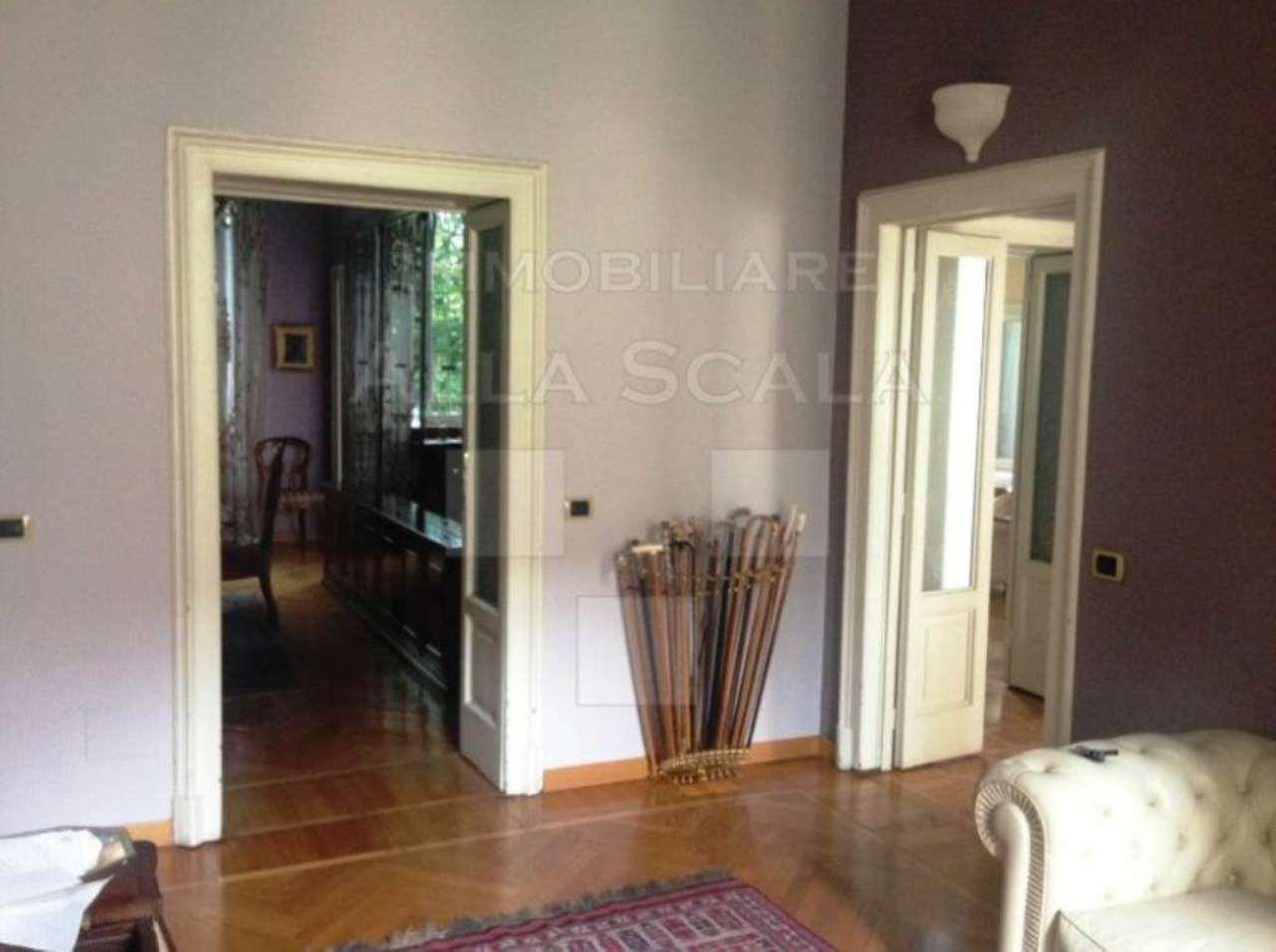Appartamento in affitto a Milano, 5 locali, zona Zona: 1 . Centro Storico, Duomo, Brera, Cadorna, Cattolica, prezzo € 3.500   Cambio Casa.it