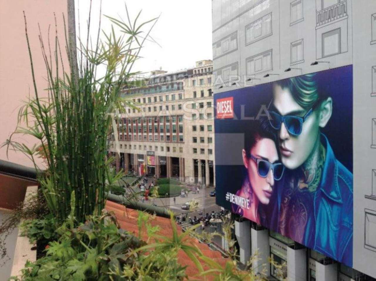 Bilocale Milano Corso Venezia 2