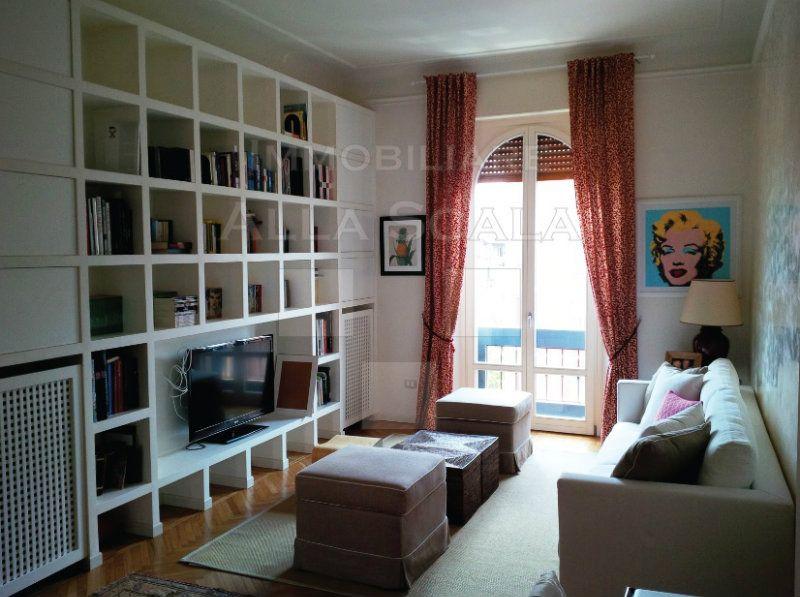 Appartamento in Vendita a Milano 06 Italia / Porta Romana / Bocconi / Lodi: 3 locali, 110 mq