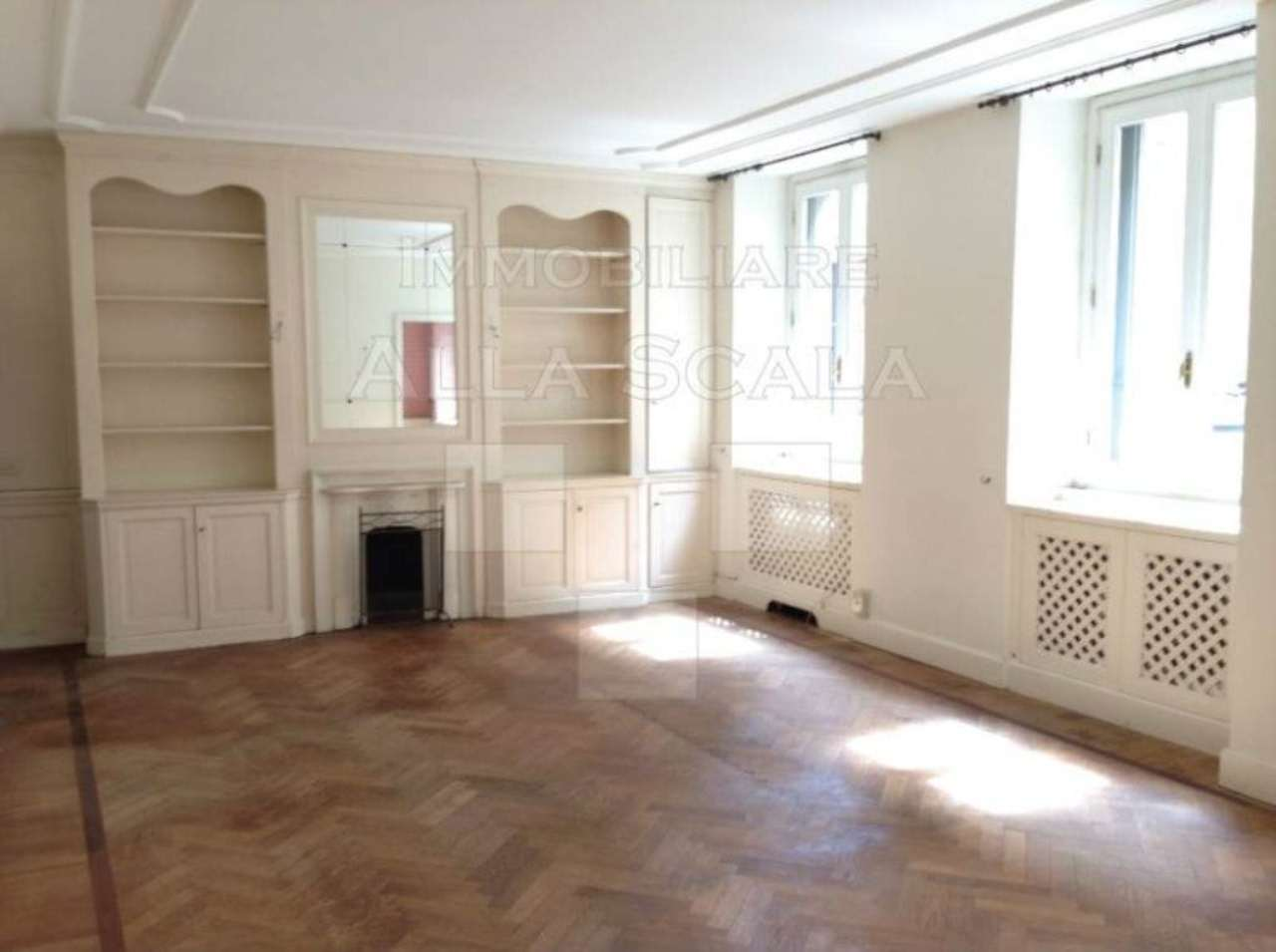 Appartamento in affitto a Milano, 4 locali, zona Zona: 1 . Centro Storico, Duomo, Brera, Cadorna, Cattolica, prezzo € 3.160 | Cambio Casa.it