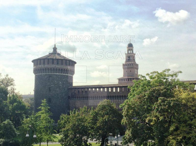 Appartamento in Affitto a Milano 20  Arena / Castello / Garibaldi: 5 locali, 250 mq