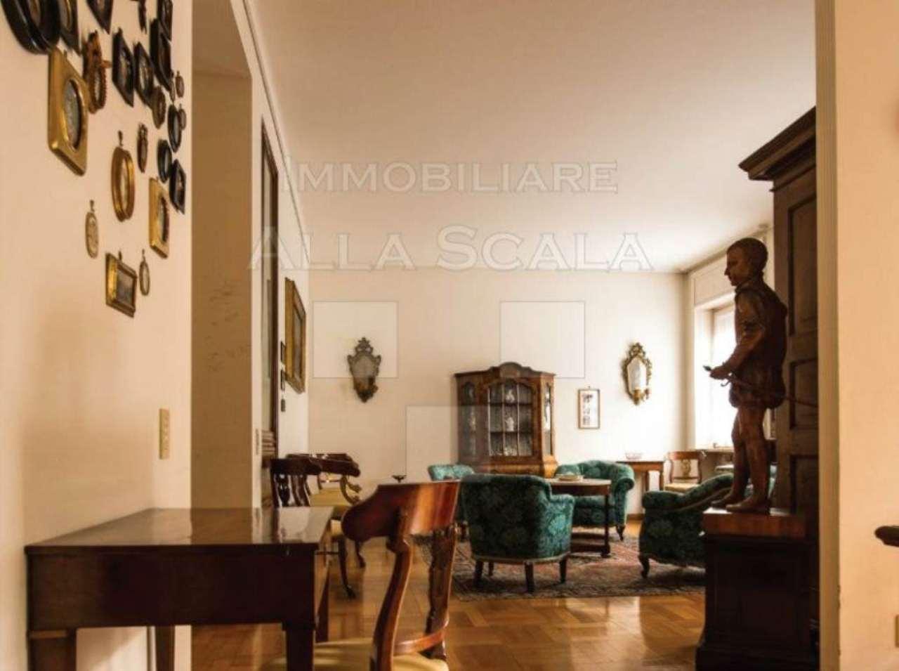 Appartamento in Vendita a Milano: 5 locali, 245 mq - Foto 5