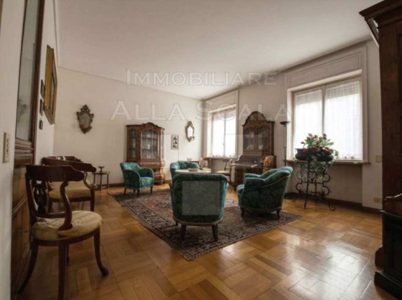 Appartamento in Vendita a Milano: 5 locali, 245 mq - Foto 9