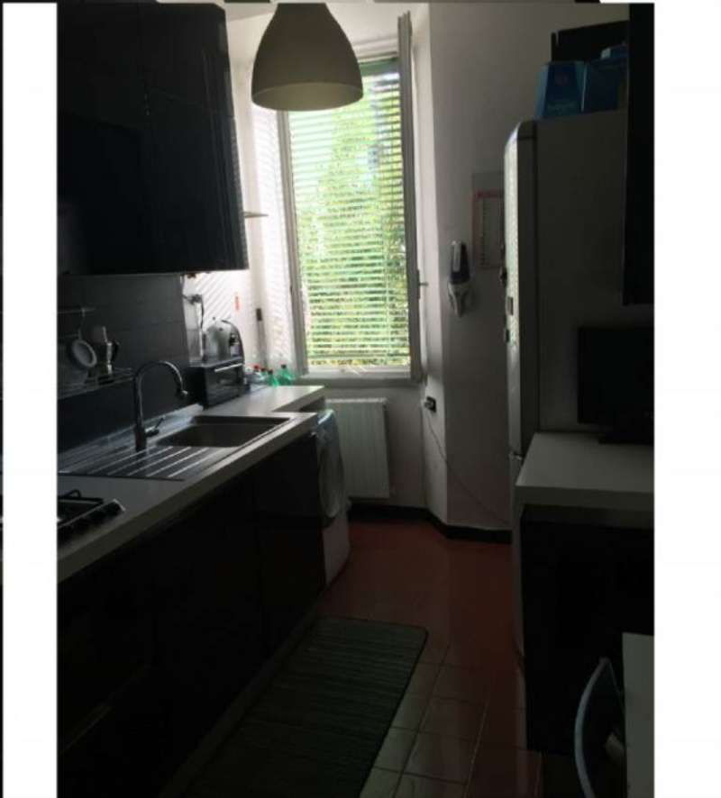 Bilocale Milano Via Giacomo Watt 7
