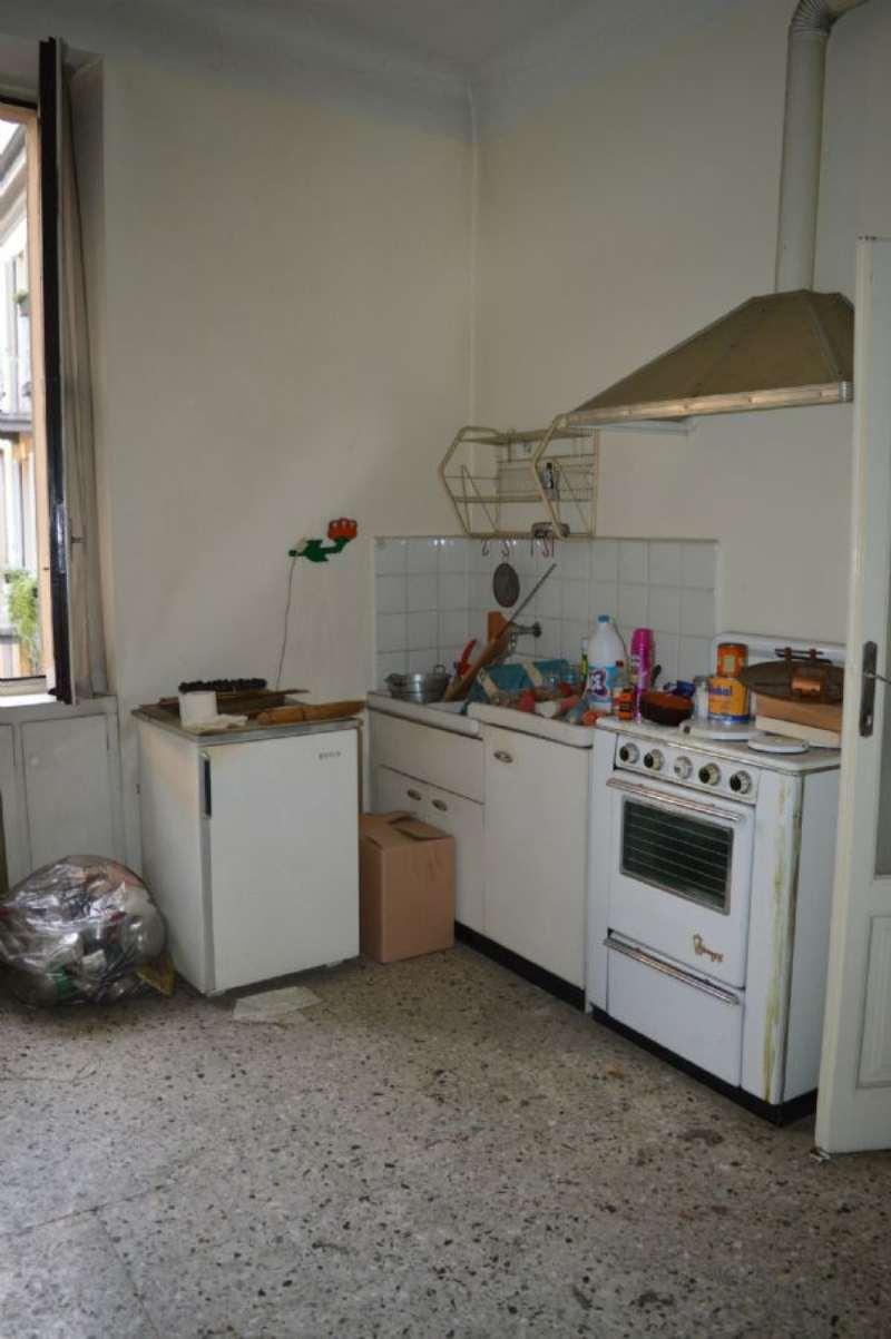 Bilocale Milano Via Vallarsa 6