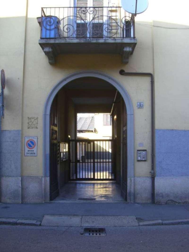 Bilocale Milano Via Stephenson 10