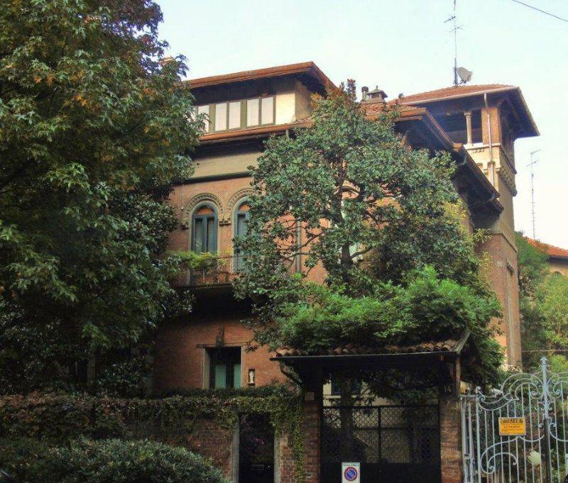 Casa indipendente in vendita a milano via telesio for Case di lusso a milano