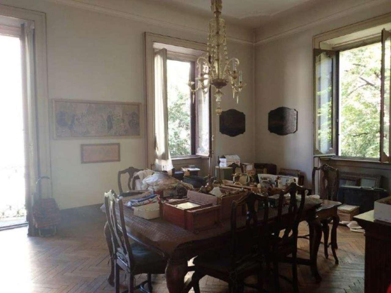 Appartamento di lusso in vendita a milano via privata for Appartamento via decorati milano