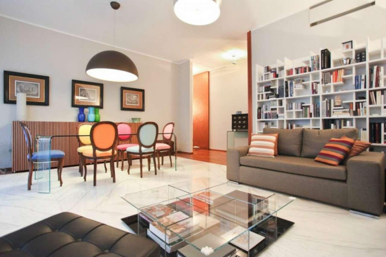 Appartamento in Vendita a Milano: 5 locali, 175 mq - Foto 1