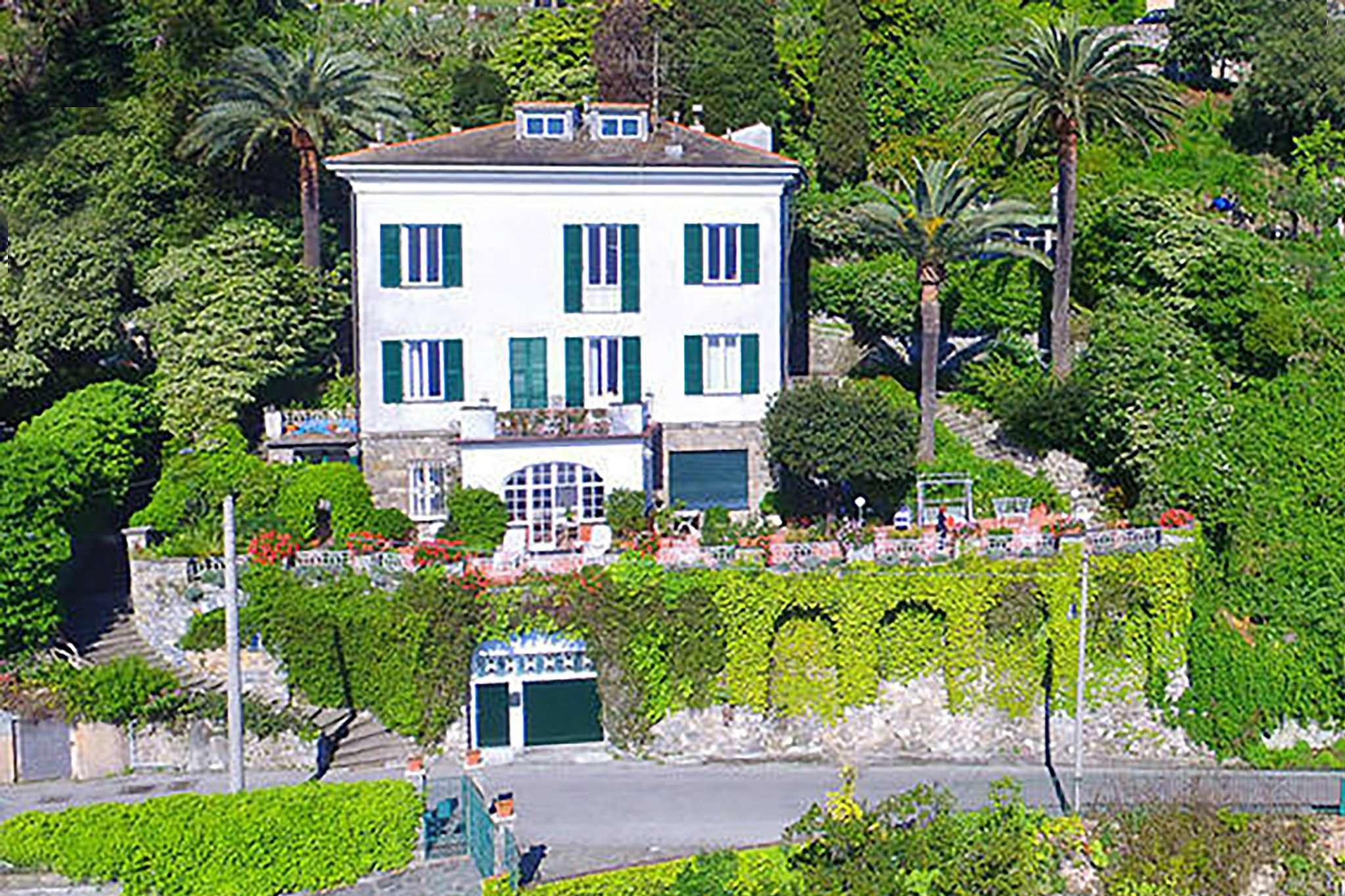 Villa in Vendita a Santa Margherita Ligure via repellini