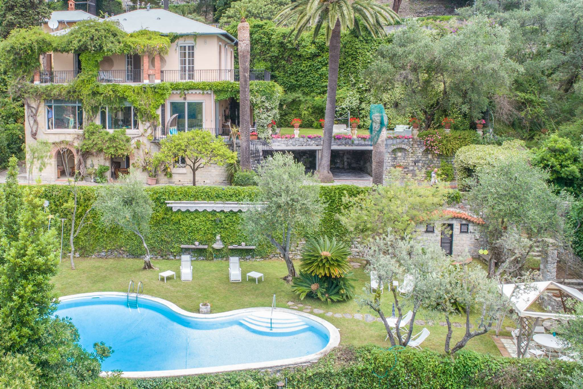 Villa in Vendita a Santa Margherita Ligure: 0 locali, 530 mq - Foto 2