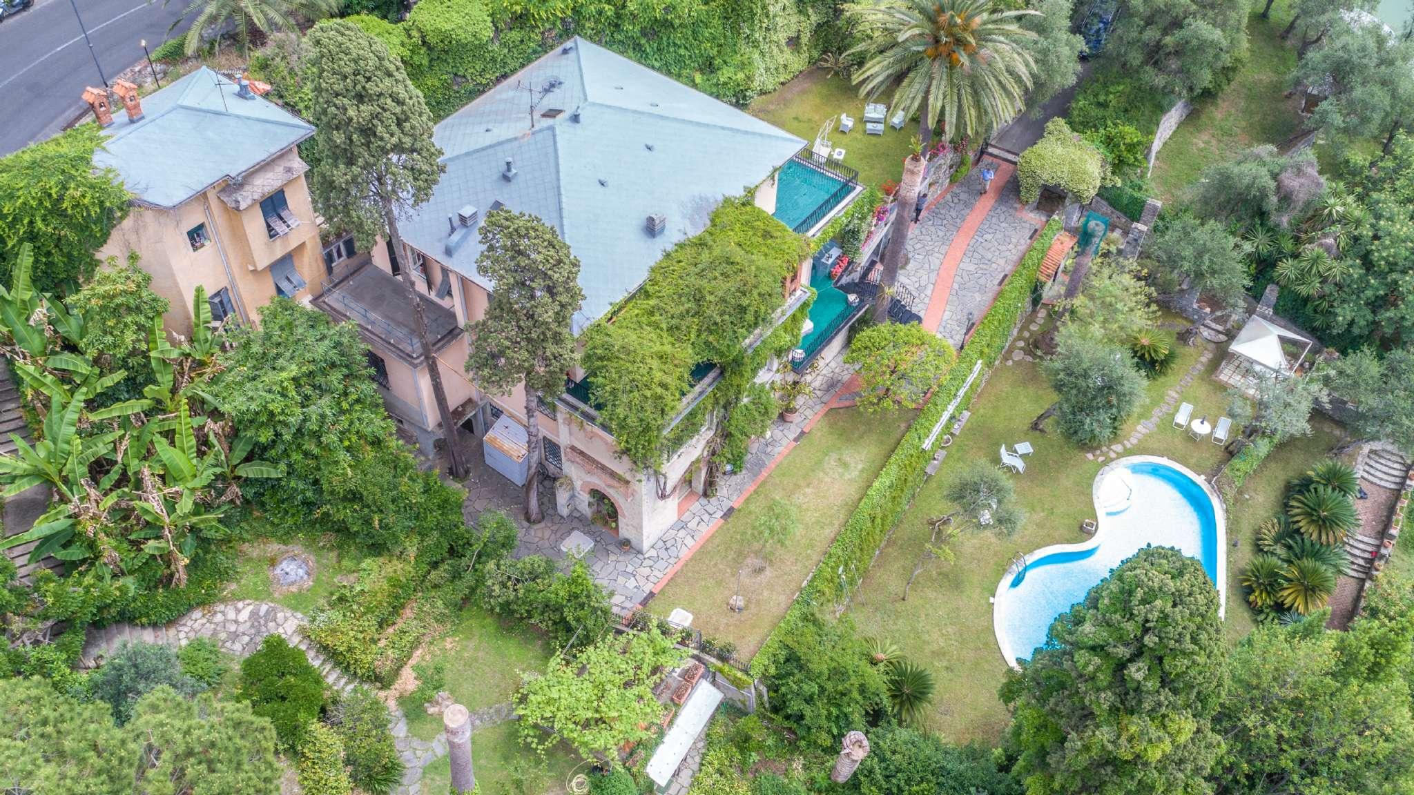 Villa in Vendita a Santa Margherita Ligure: 0 locali, 530 mq - Foto 3