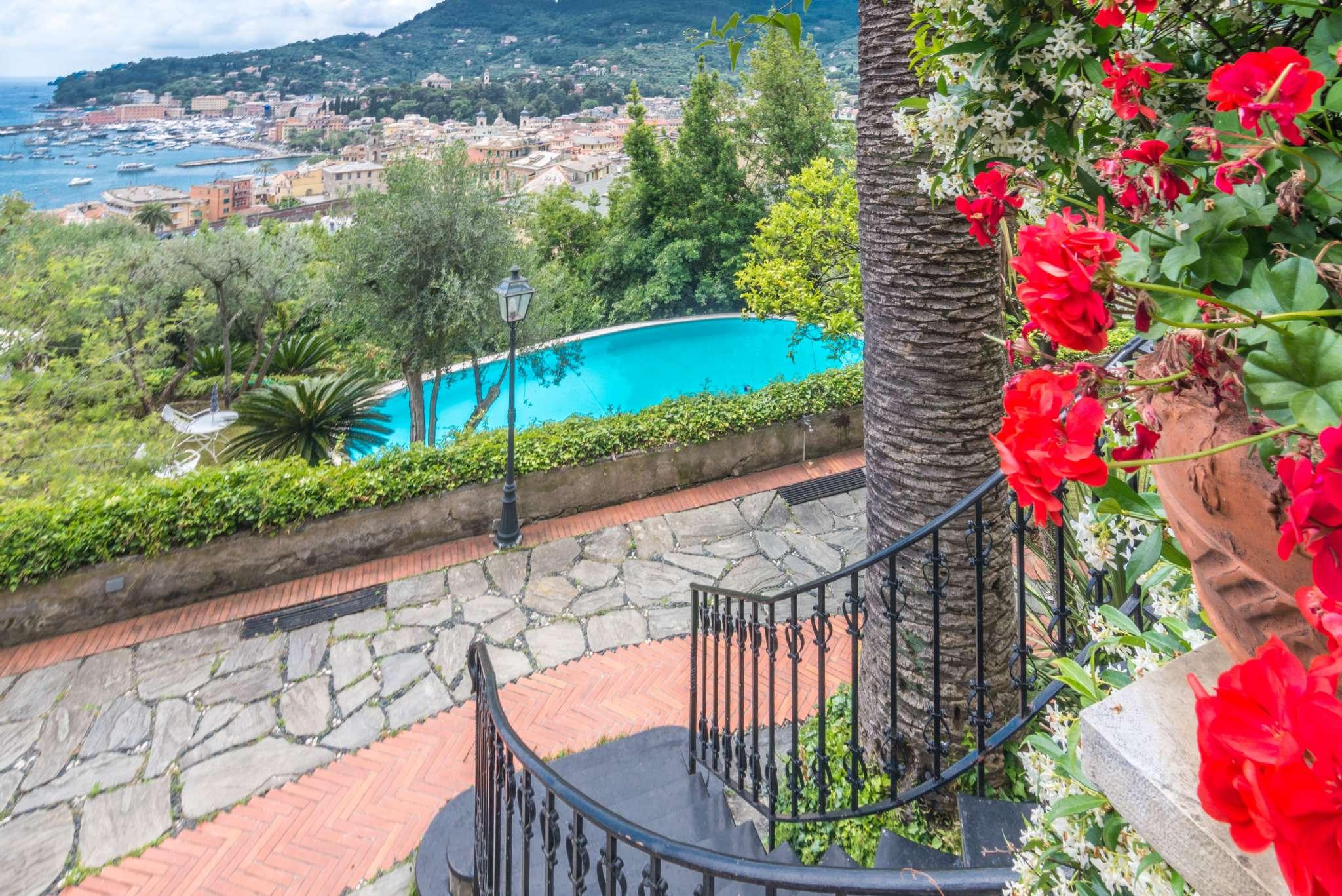 Villa in Vendita a Santa Margherita Ligure: 0 locali, 530 mq - Foto 8