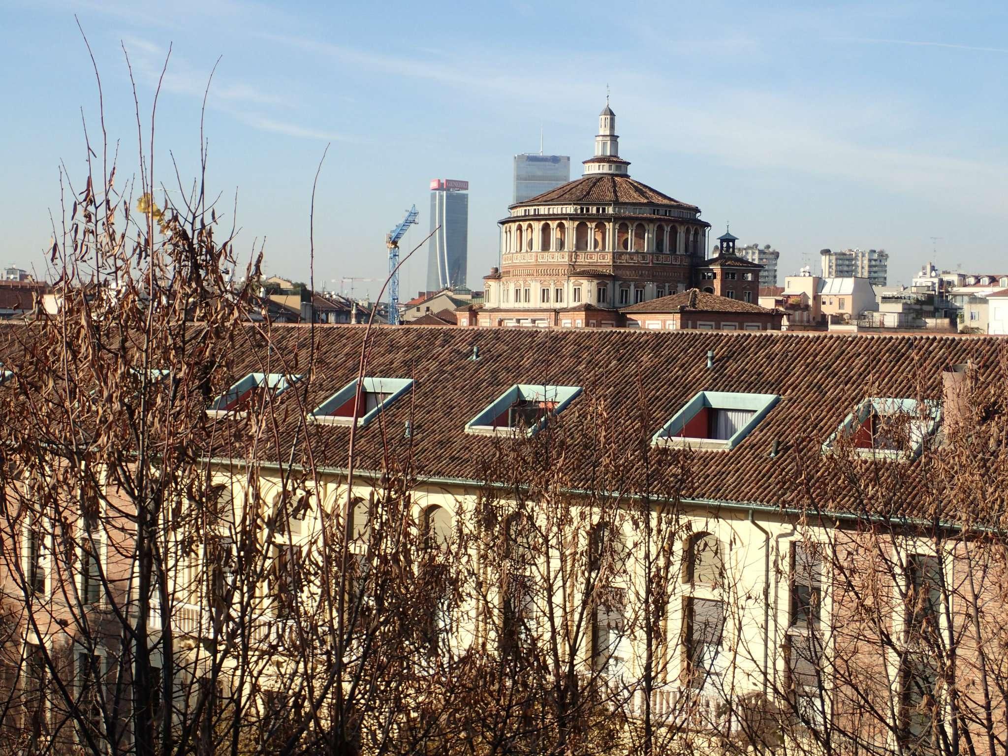 Attico in Vendita a Milano via aristide de togni