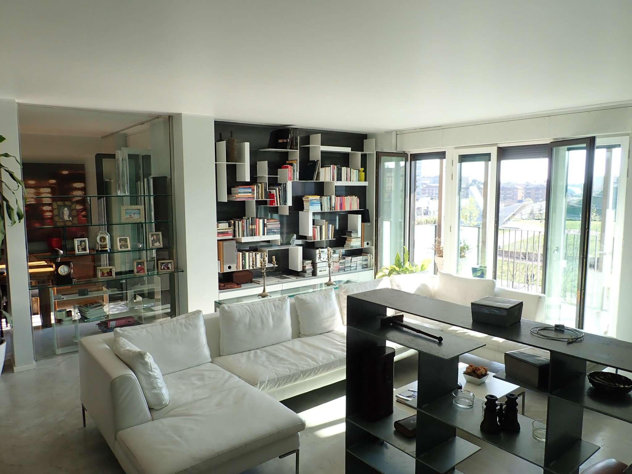 Appartamento in Vendita a Milano 17 Marghera / Wagner / Fiera:  5 locali, 295 mq  - Foto 1