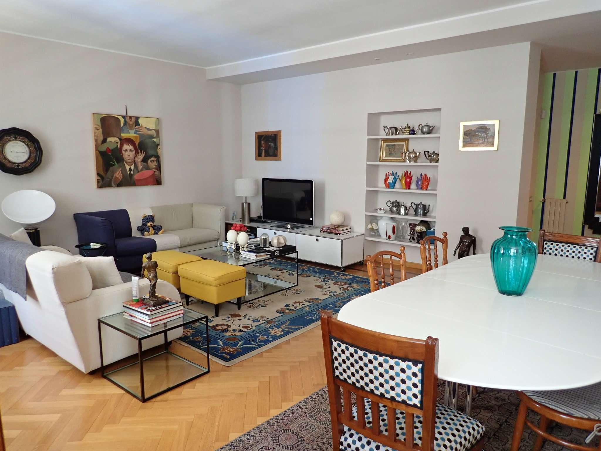 Appartamento in Vendita a Milano 02 Brera / Volta / Repubblica: 3 locali, 140 mq