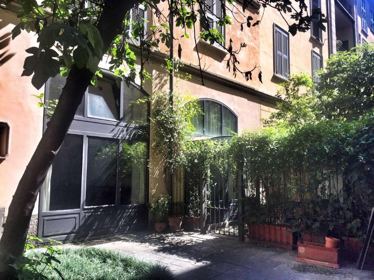 Loft open space in Affitto a Milano 08 Vercelli / Magenta / Cadorna / Washington: 2 locali, 45 mq