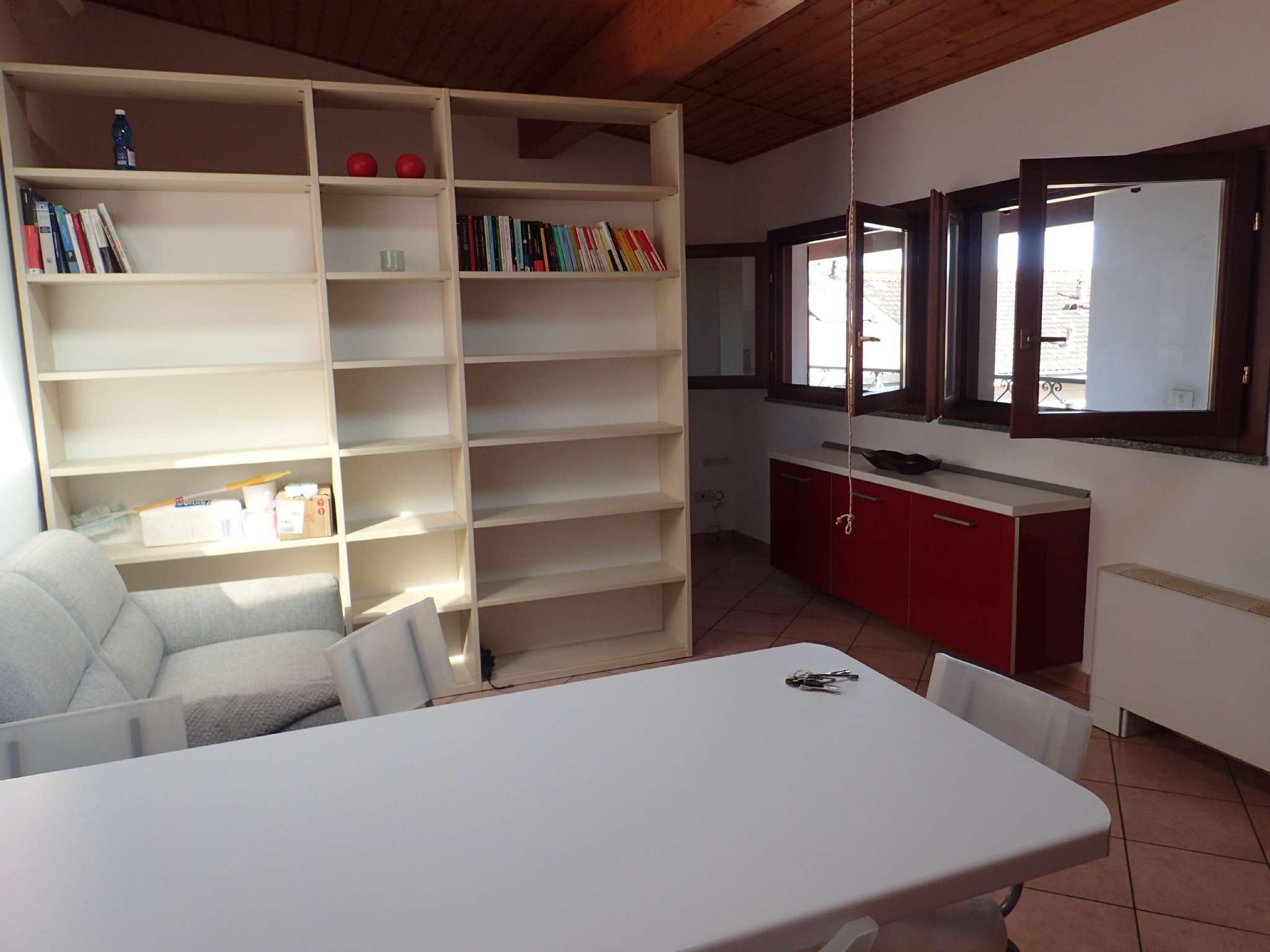 Mansarda in Affitto a Milano 03 Venezia / Piave / Buenos Aires:  1 locali, 40 mq  - Foto 1