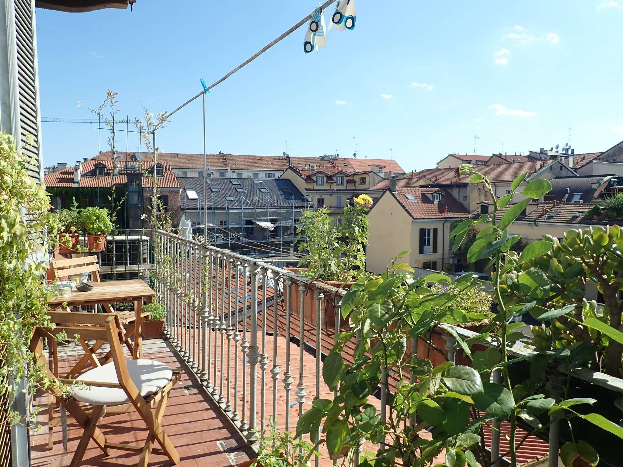 Appartamento in Vendita a Milano 01 Centro storico (Cerchia dei Navigli):  3 locali, 105 mq  - Foto 1