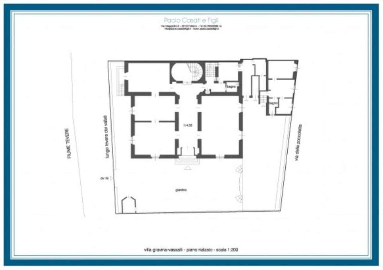 Villa in Vendita a Roma: 5 locali, 1000 mq - Foto 7