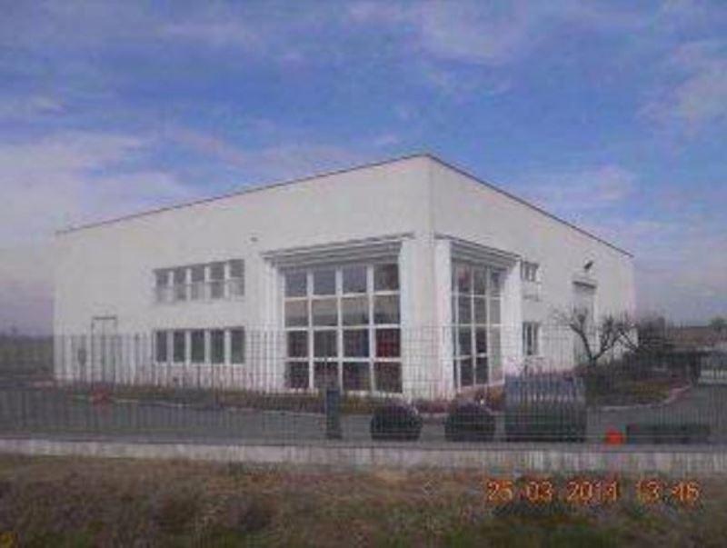 Capannone in vendita a Villata, 6 locali, prezzo € 450.000 | Cambio Casa.it