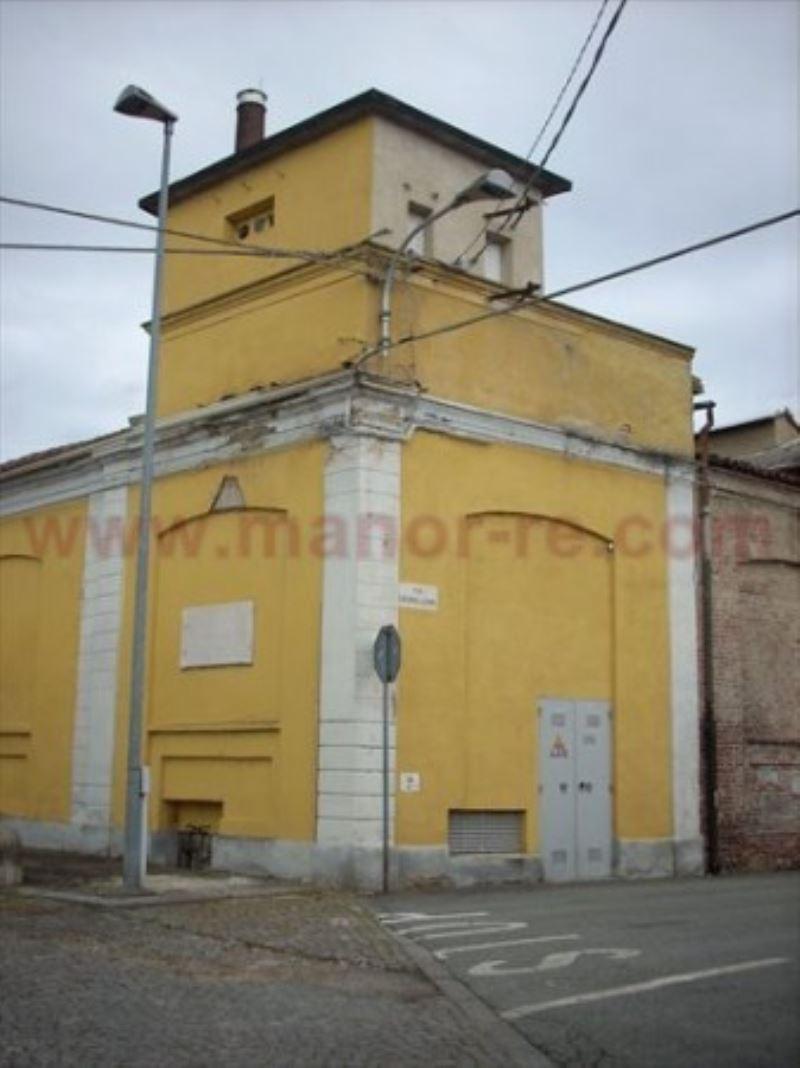 Capannone in vendita a San Germano Vercellese, 6 locali, prezzo € 160.000 | Cambio Casa.it